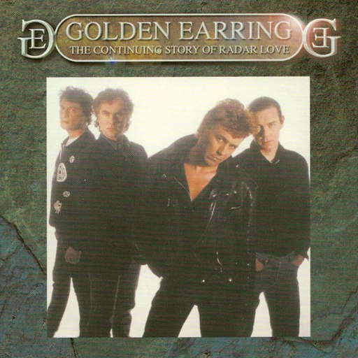 Golden Earring альбом The Continuing Story Of Radar Love