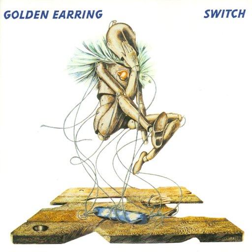 Golden Earring альбом Switch