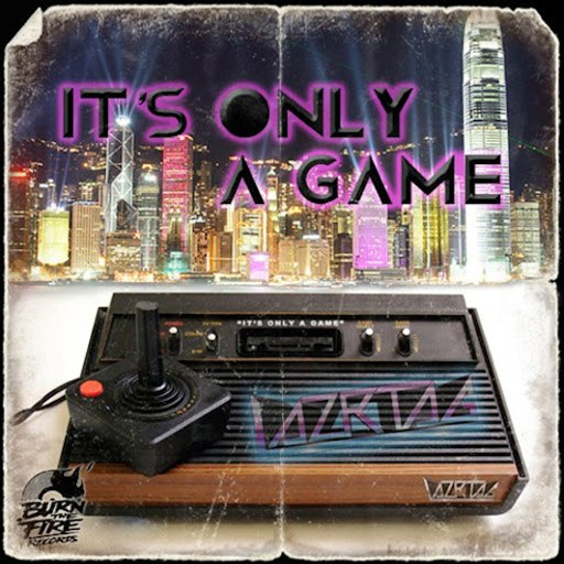 Альбом LAZRtag It's Only A Game