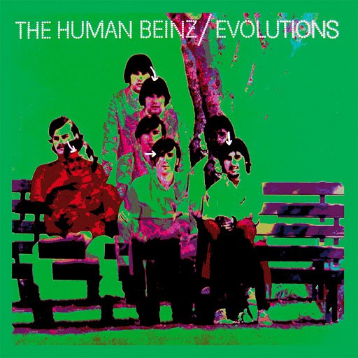 The Human Beinz альбом Evolutions (Remastered)