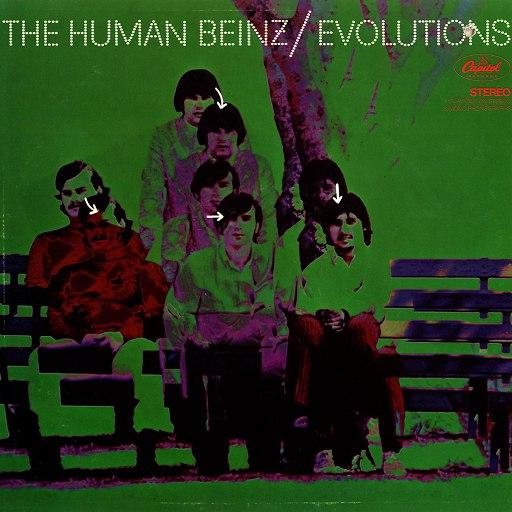 The Human Beinz альбом Evolutions