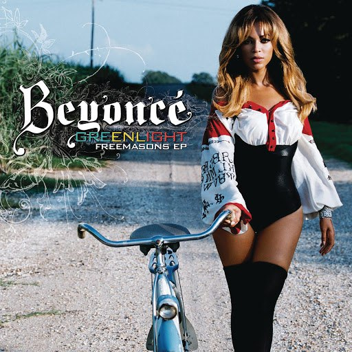 Beyoncé альбом Green Light (Freemasons EP)