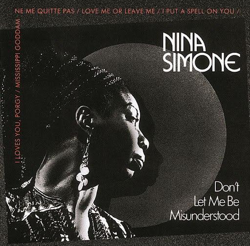 Nina Simone альбом Don't Let Me Be Misunderstood