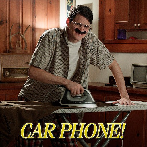 JULIAN SMITH альбом Car Phone!