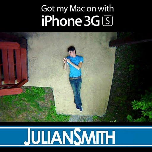 JULIAN SMITH альбом Got My Mac On With Iphone 3gs
