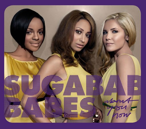 Sugababes альбом About You Now (International 2 Track Wallet)