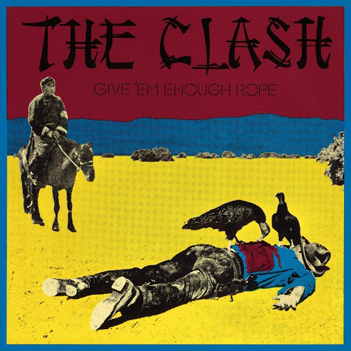 The Clash альбом Give 'Em Enough Rope