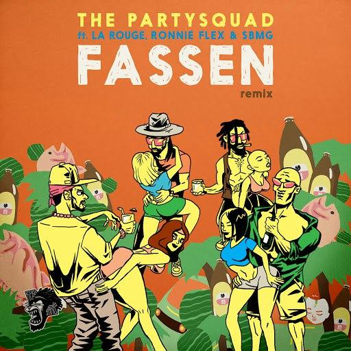 The Partysquad альбом Fassen (Remix)