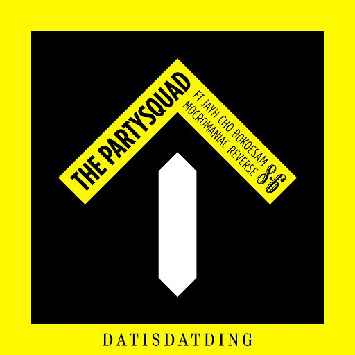 The Partysquad альбом Dat Is Dat Ding