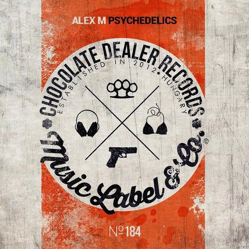 Alex M альбом Psychedelics