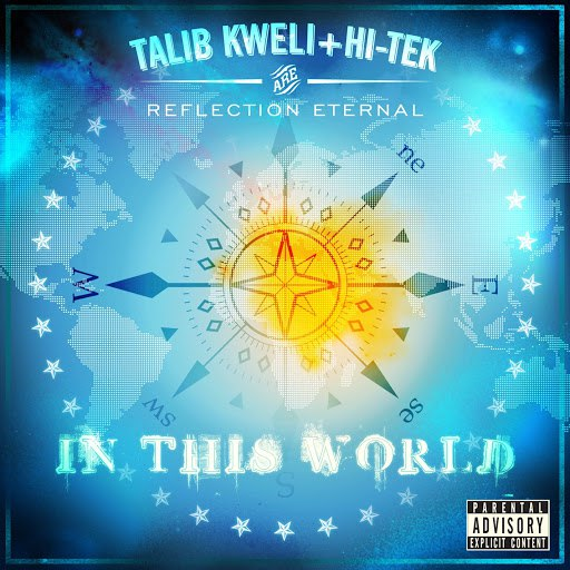 Talib Kweli альбом In This World
