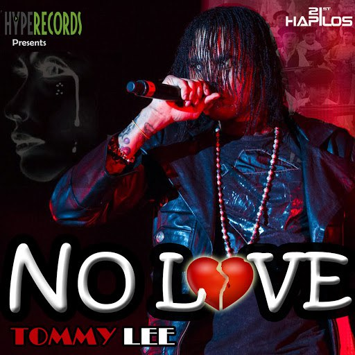 Tommy Lee альбом No Love