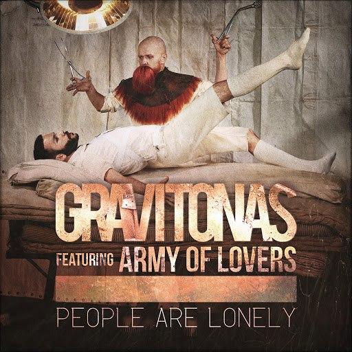 Gravitonas альбом People Are Lonely