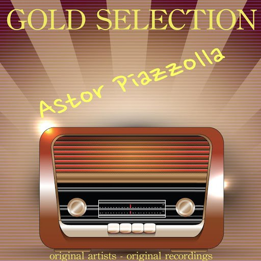 Астор Пьяццолла альбом Gold Selection