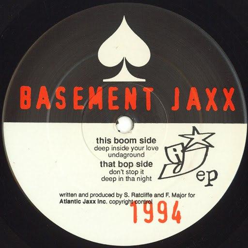 Basement Jaxx альбом EP1