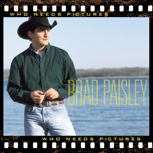 Brad Paisley альбом Who Needs Pictures