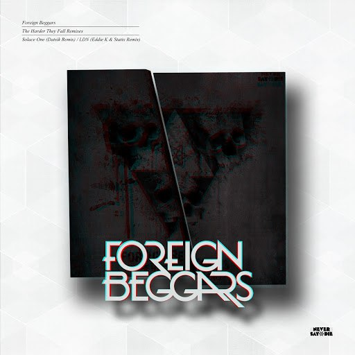 Foreign Beggars альбом The Harder They Fall Remixes
