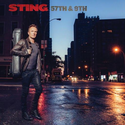 Альбом Стинг 57TH & 9TH (Deluxe)