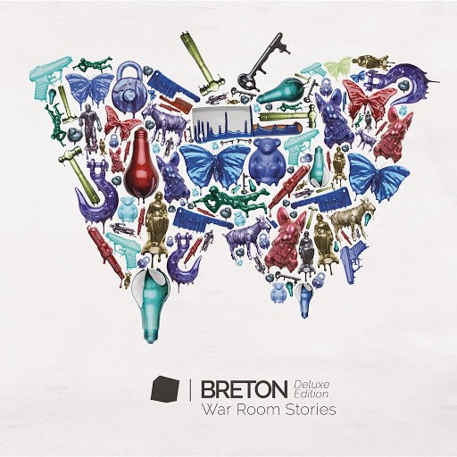 Breton альбом War Room Stories (Deluxe Edition)
