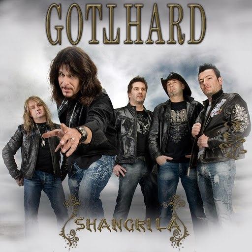 Gotthard альбом Shangri-La