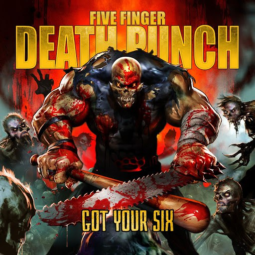 Five Finger Death Punch альбом Jekyll and Hyde