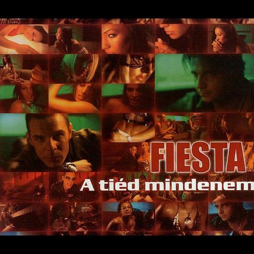 fiesta альбом Nem Mondtam El