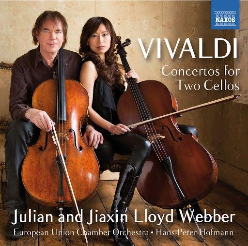 Antonio Vivaldi альбом Vivaldi: Concertos for 2 Cellos