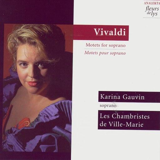 Antonio Vivaldi альбом Motets For Soprano