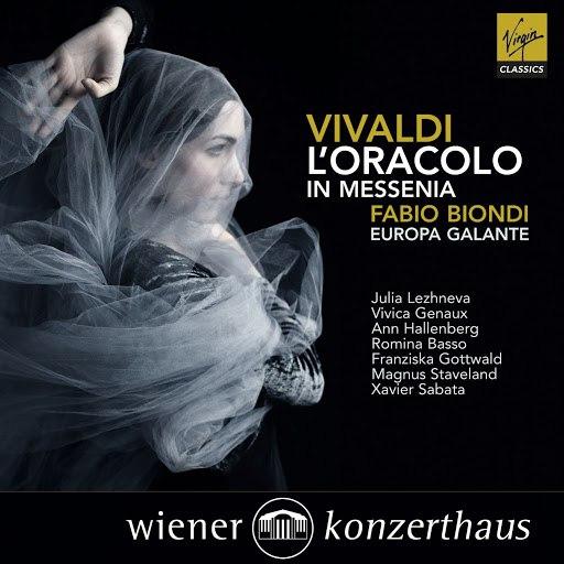 Antonio Vivaldi альбом Vivaldi: Oracolo in Messenia