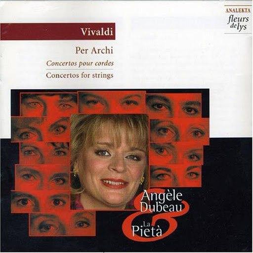 Antonio Vivaldi альбом Per Archi: Concerto For String