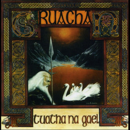 Cruachan album Tuatha Na Gael