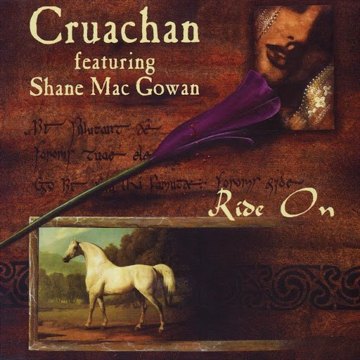 Cruachan альбом Ride On (feat. Shane Mac Gowan) - EP