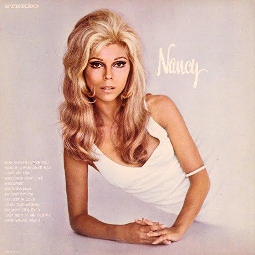 Nancy Sinatra альбом Nancy