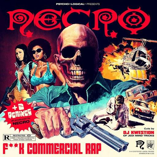 Necro альбом Fuck Commercial Rap