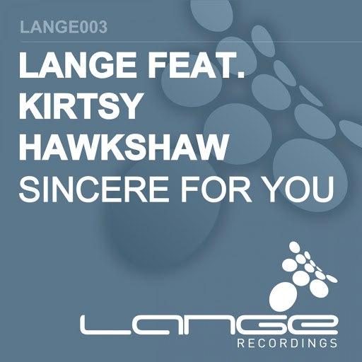 Lange альбом Sincere For You