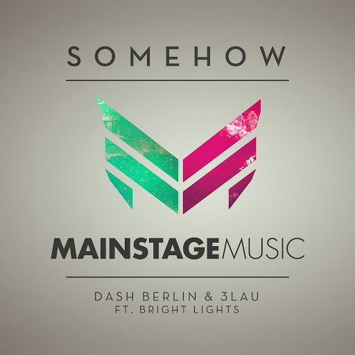 Dash Berlin альбом Somehow