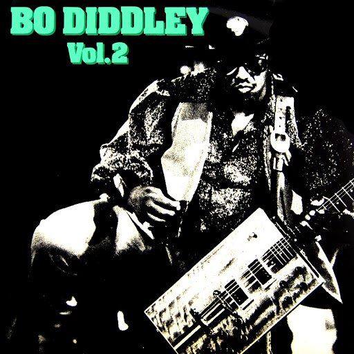 Альбом Bo Diddley Masters