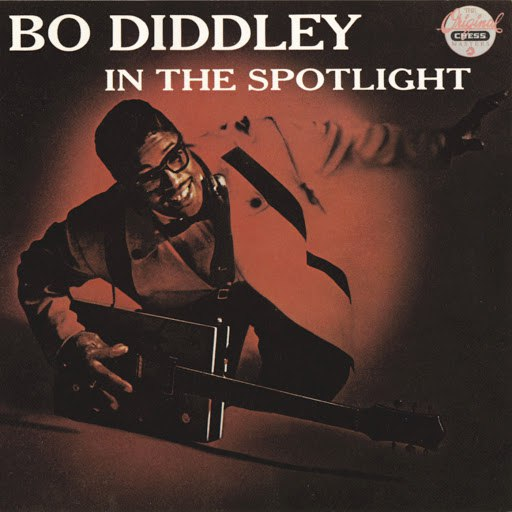 Альбом Bo Diddley In The Spotlight