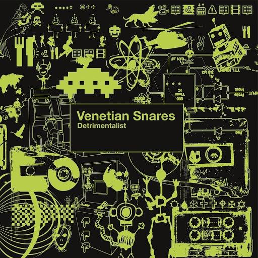 Venetian Snares альбом Detrimentalist