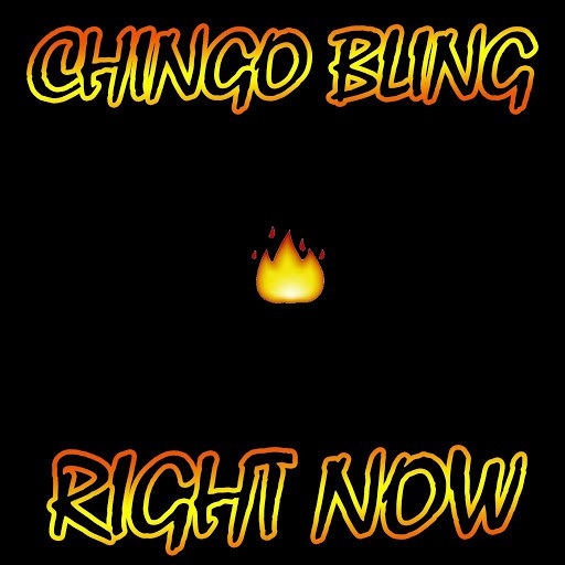 Chingo Bling альбом Right Now