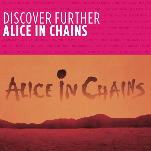 Alice in Chains альбом Discover Further