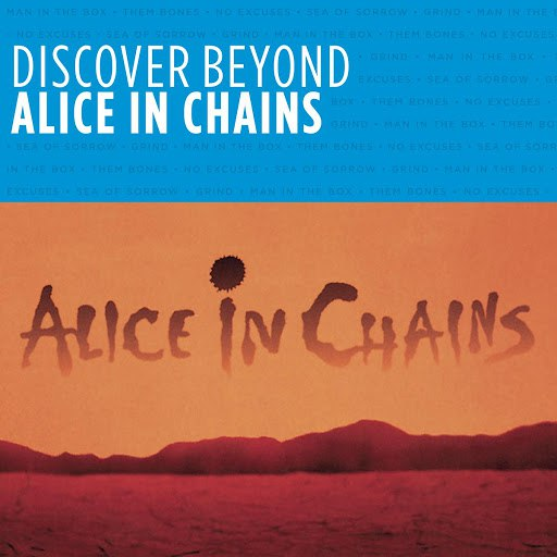 Alice in Chains альбом Discover Beyond