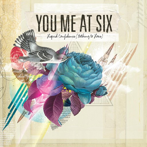 You Me At Six альбом Liquid Confidence (Nothing To Lose)