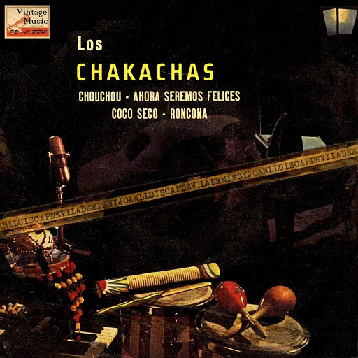 The Chakachas альбом Vintage Cuba No. 114 - EP: Coco Seco