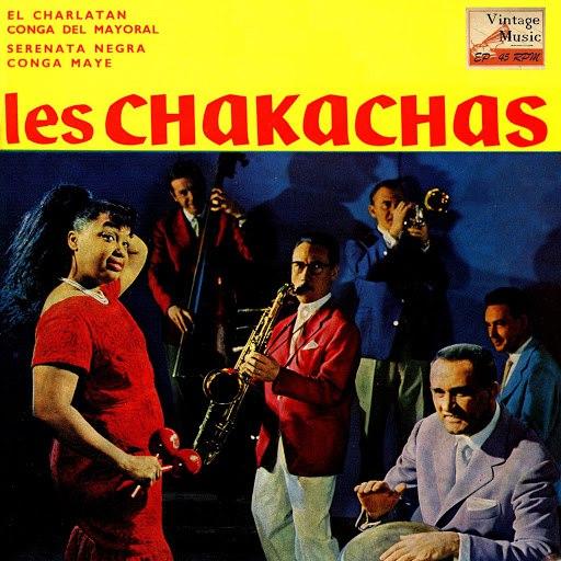 The Chakachas альбом Vintage Cuba No. 132 - EP: Serenata Negra
