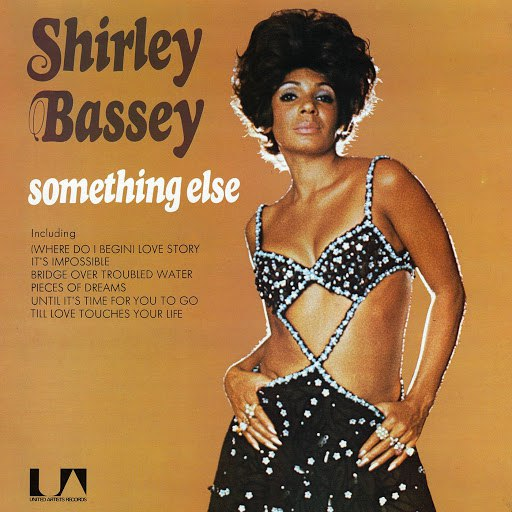 Shirley Bassey альбом Something Else