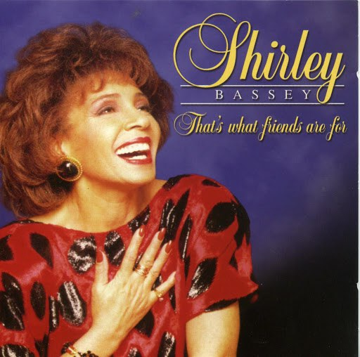 Shirley Bassey альбом That's What Friends Are For