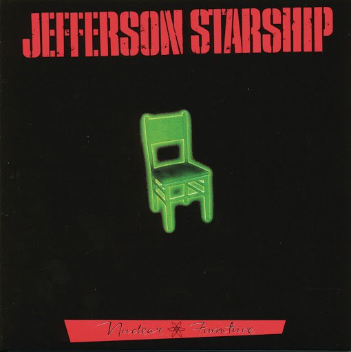 Jefferson Starship альбом Nuclear Furniture