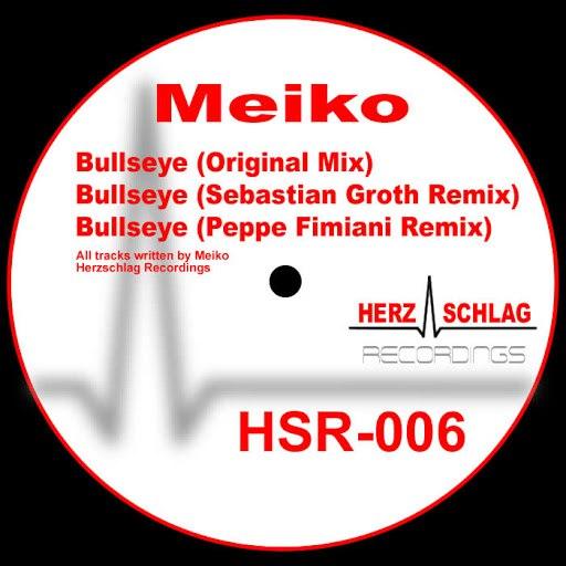Meiko альбом Bullseye