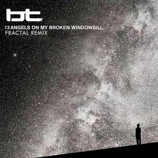 BT альбом 13 Angels On My Broken Windowsill